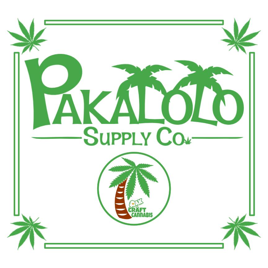 Pakalolo Supply Company Logo