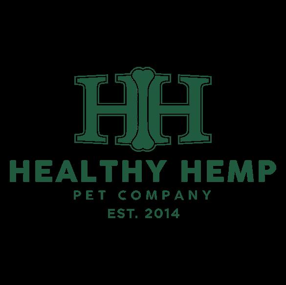 Healthy Hemp Pet Logo