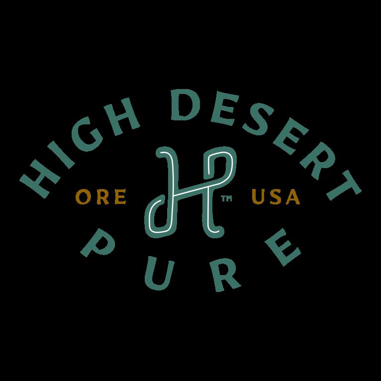 High Desert Pure Logo