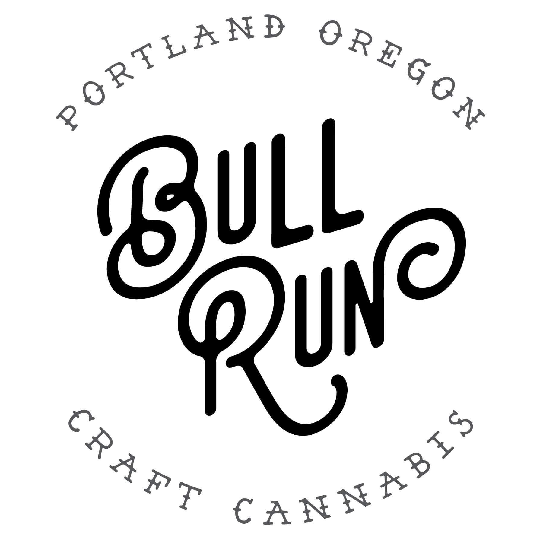 Bull Run Craft Cannabis Logo