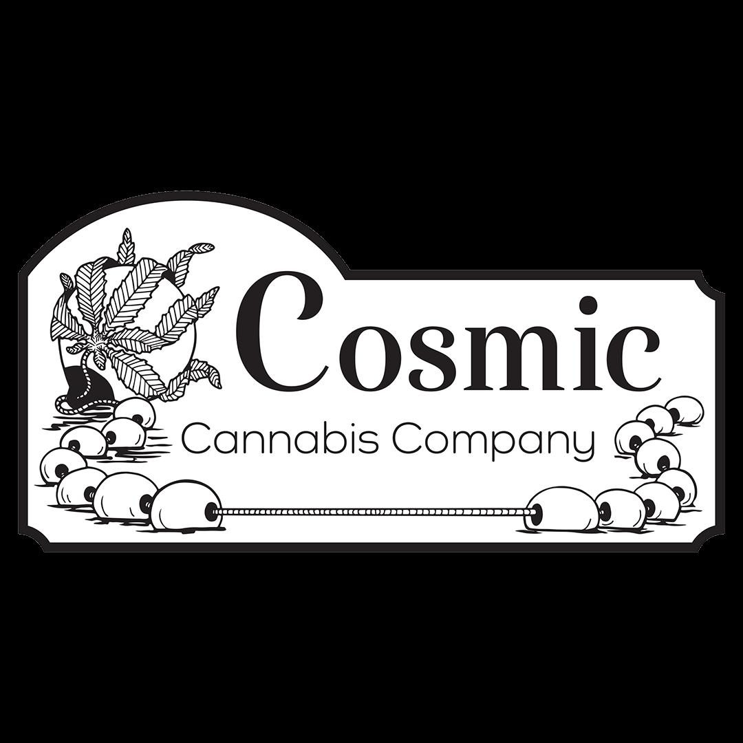 Cosmic Cannabis Company Logo