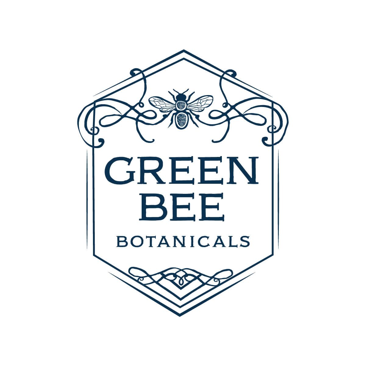 Green Bee Botanicals Logo