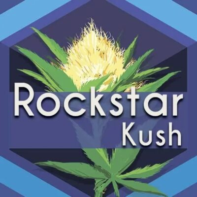 Rockstar Kush (BC Rockstar) Logo