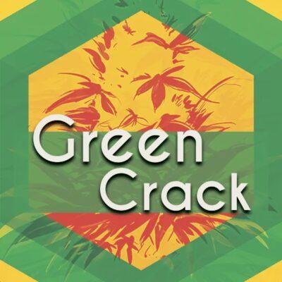 Green Crack Logo