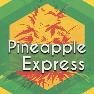 Pineapple Express Logo