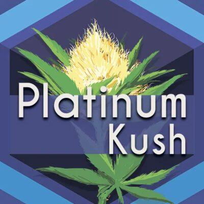 Platinum Kush Logo