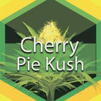 Cherry Pie Kush Logo