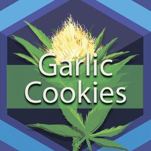 Garlic Cookies (GMO Cookies), AskGrowers