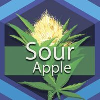 Sour Apple Logo