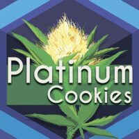 Platinum Cookies (Platinum Girl Scout Cookies, Bay Platinum Cookies) Logo