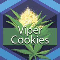 Viper Cookies Logo