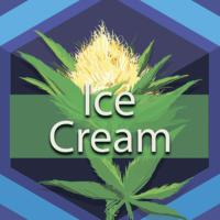Ice Cream (Ice Cream Kush) Logo