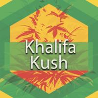 Khalifa Kush (Wiz Khalifa Kush, KK) Logo