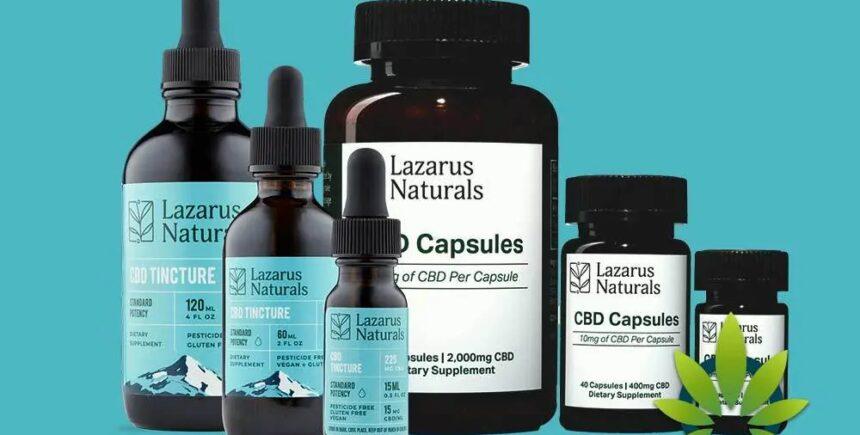 Lazarus-Naturals 1 image