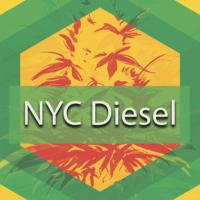 NYC Diesel (New York City Diesel, New York Diesel) Logo