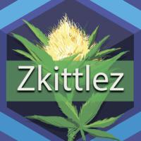 Zkittlez (Skittles, Skittlz) Logo