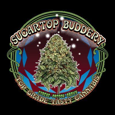 SugarTop Buddery Logo
