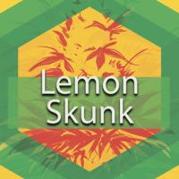 Lemon Skunk Logo