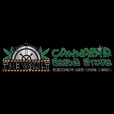 Cannabis Seeds Store Logo