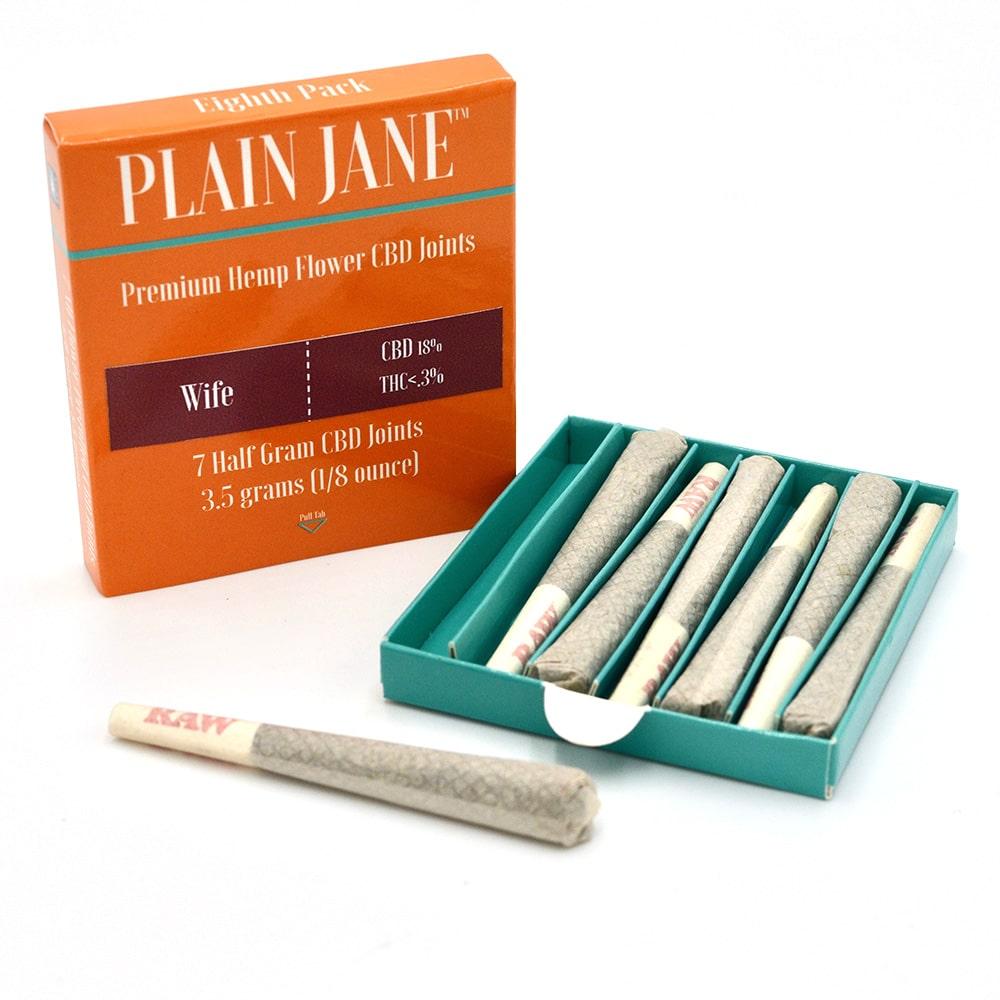 PlainJane pre-rolls 2