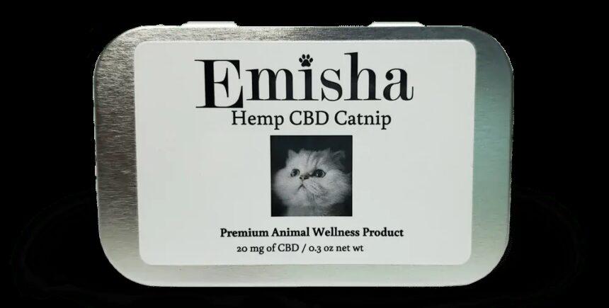 emisha cbd catnip