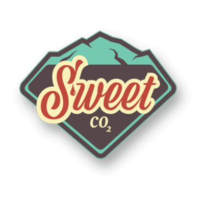 Sweet CO2 Oil Logo