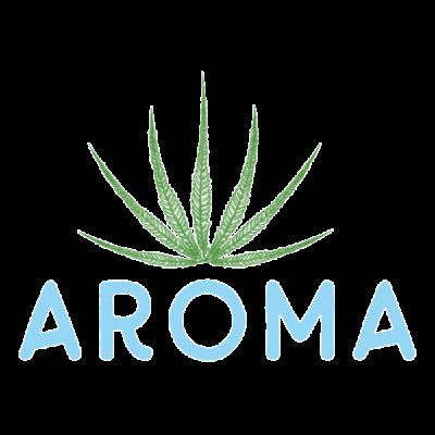 Aroma Cannabis Logo