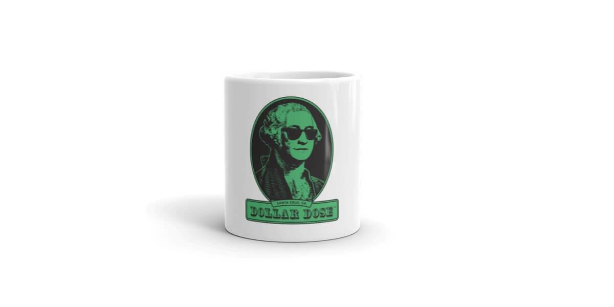 Dollar Dose mug