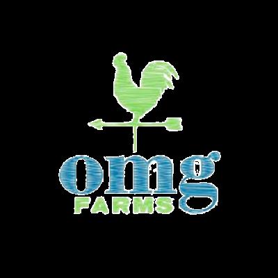 OMG Farms Logo