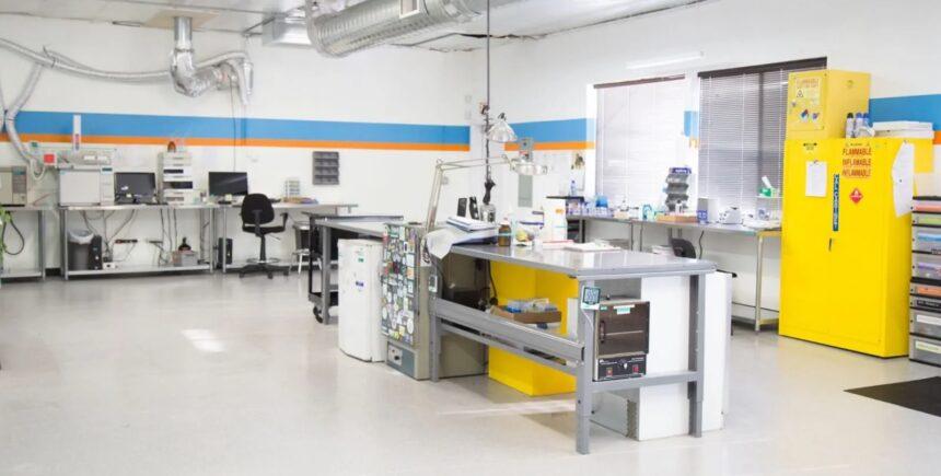 PharmLabs laboratory