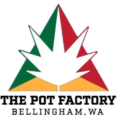 The Pot Factory Logo