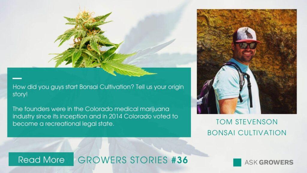 Bonsai Cultivation interview link