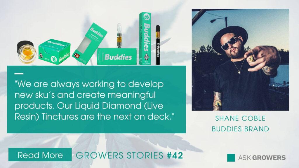Buddies Brand interview link picture