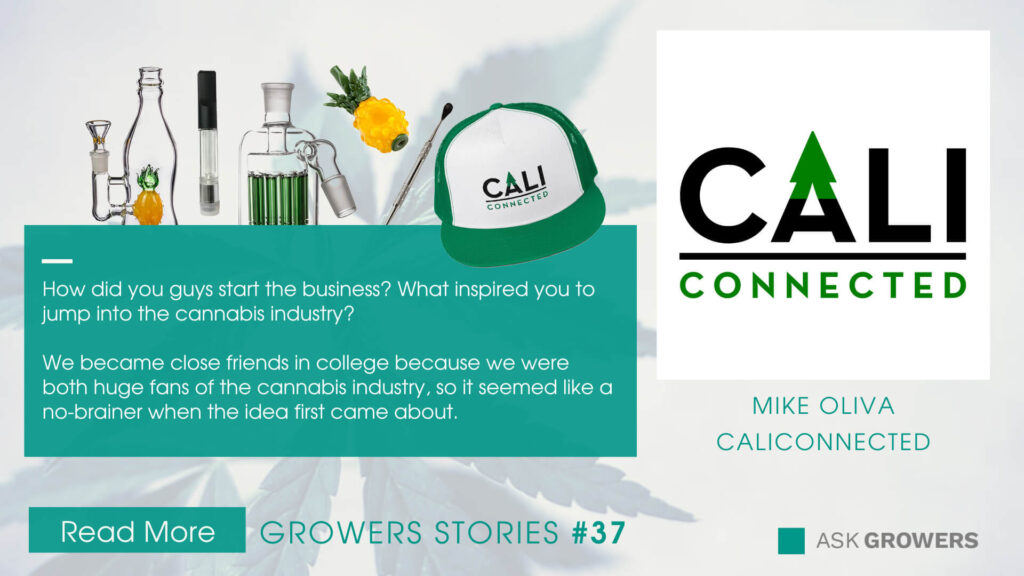 CaliConnected interview link picture