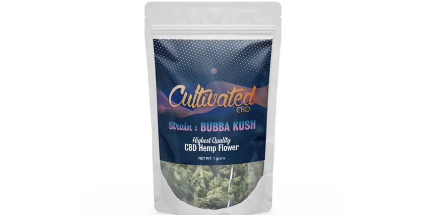 Cultivated Industries flower pack