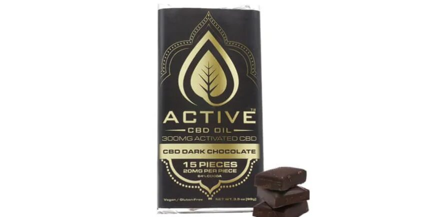 Discover CBD Chocolate