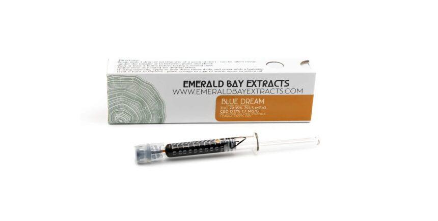 EBE Sativa RSO Syringe