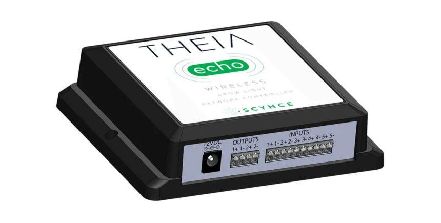 Echo wireless control hub