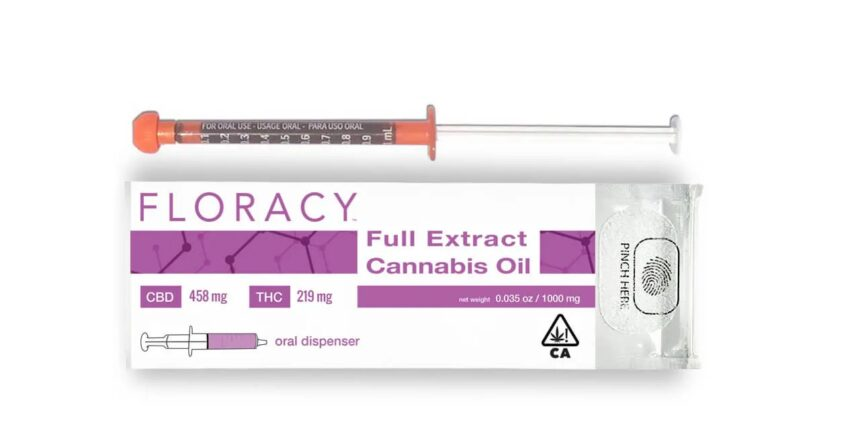 Floracy 2:1 full extract