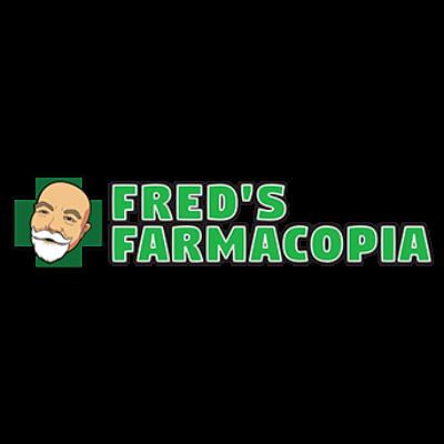Fred's Farmacopia Logo
