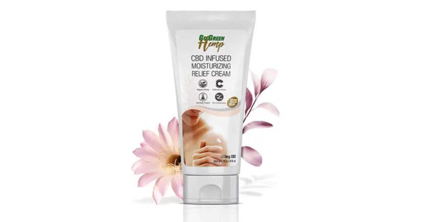 GoGreen Hemp CBD Cream