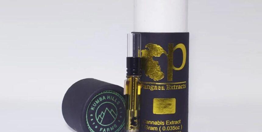 Kumba Hills cannabis extract