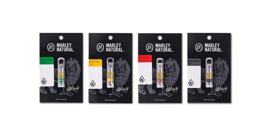 Marley Natural cartridges