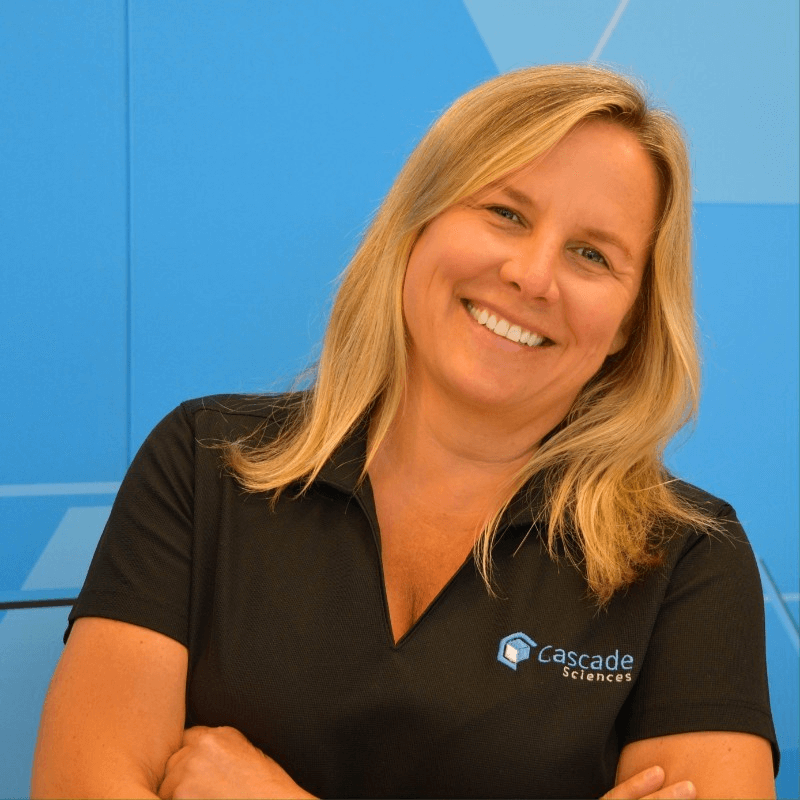 Cascade Sciences CEO