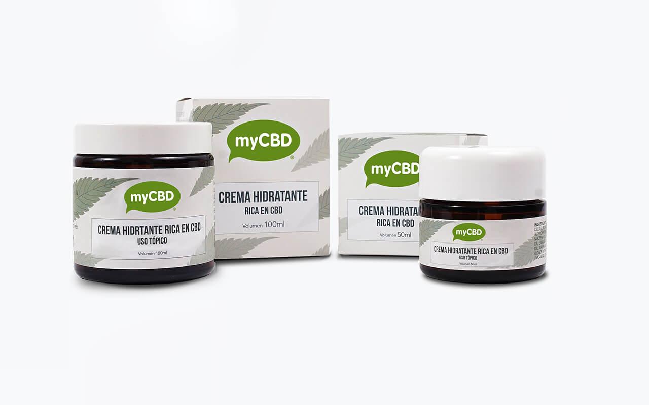 MyCBD CBD Oil Cream