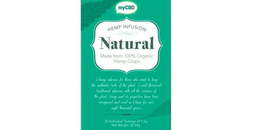 MyCBD Natural Tea