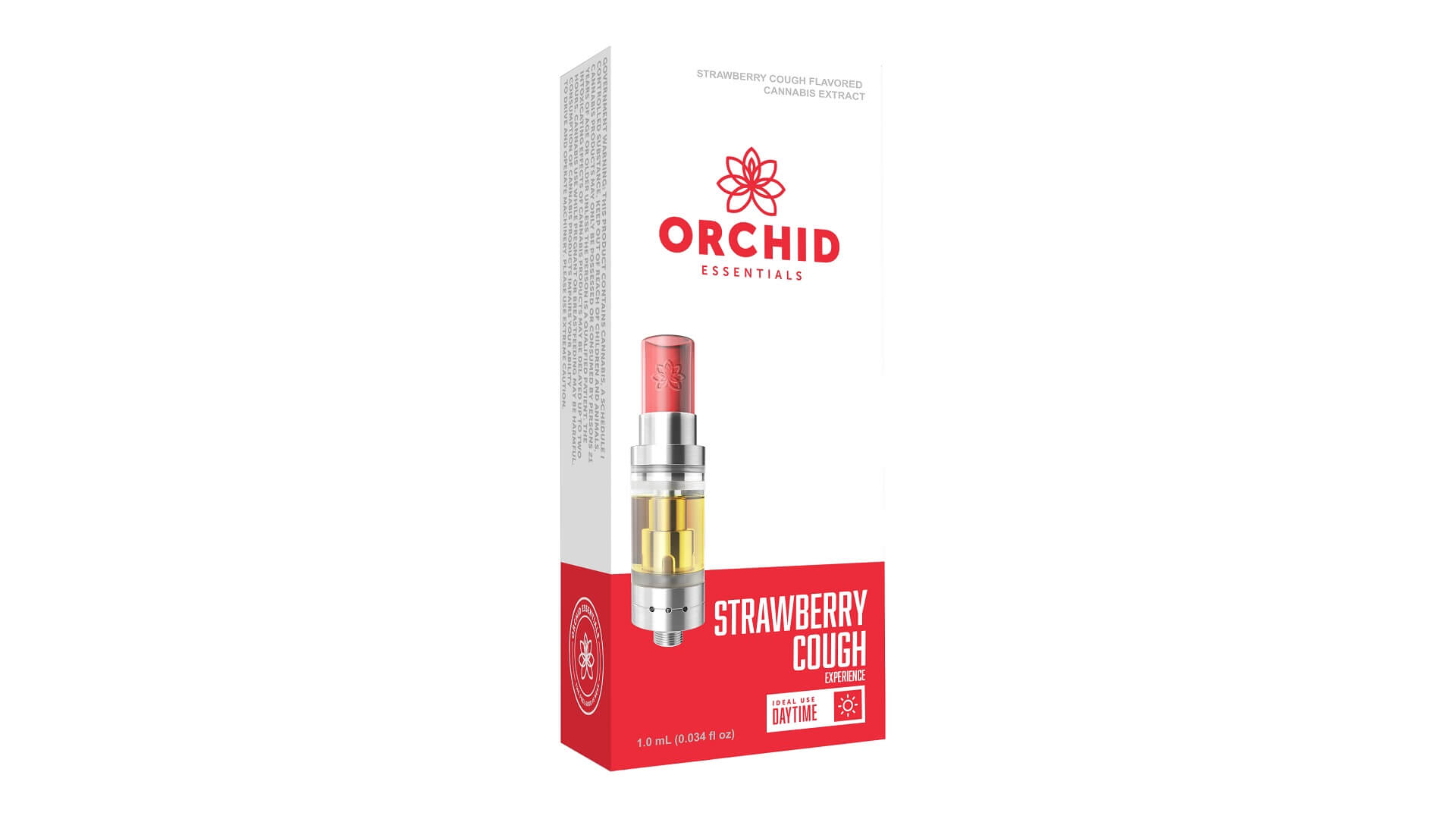 Orchid Essentials Strawberry Cough Cartridge