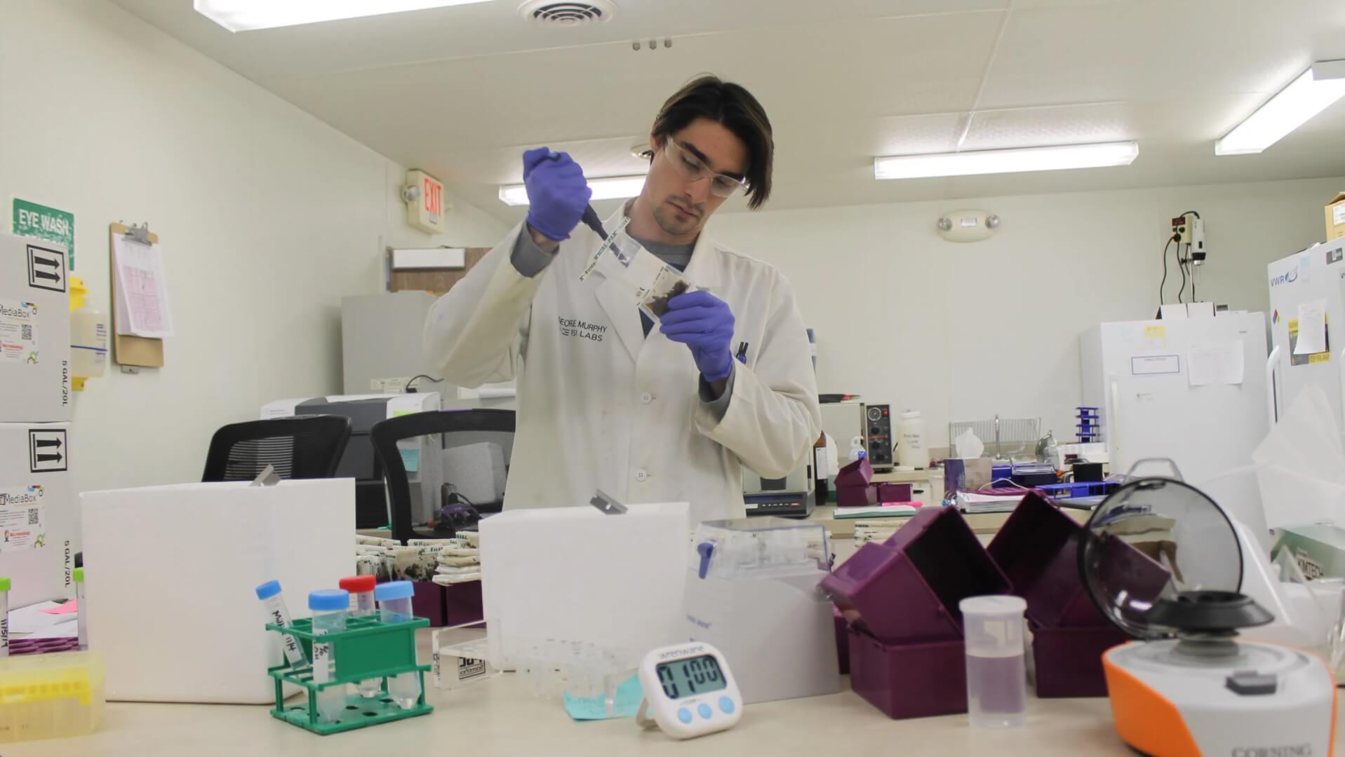 PSI Labs work process