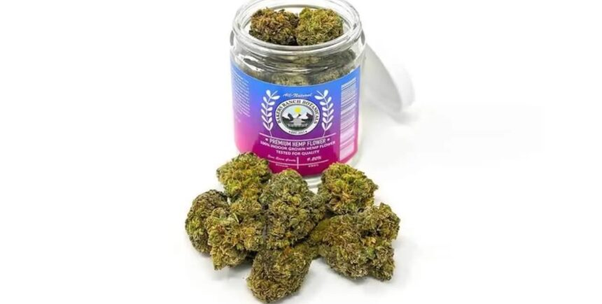 Sour Space Candy by Bakers Ranch Botanicals