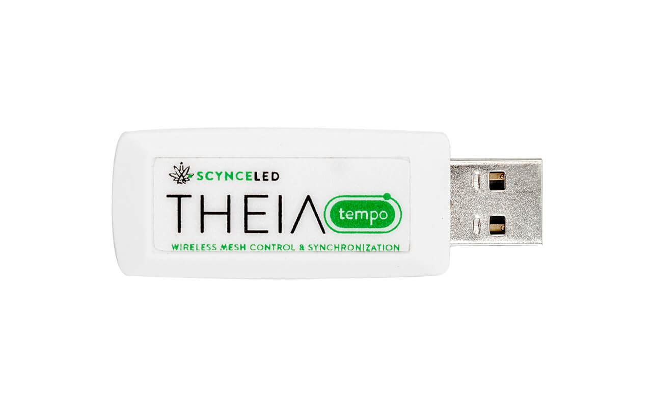 Theia Tempo wireless control